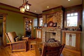 decorating a craftsman style home inspiring craftsman style decorating interiors photos best ideas
