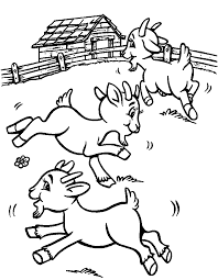 free coloring pages goats 27 new goat coloring pages logo and design ideas
