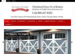 Overhead Door Rockland Ma Overhead Door Of Boston In Rockland Ma 300 Weymouth St