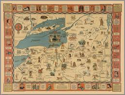Maps Of New York State by Indian Episodes Of New York State Land Of The Hodenosaunee