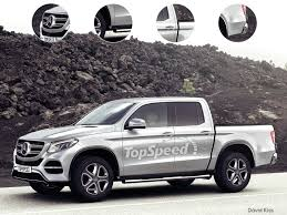 mercedes pick up 2020 mercedes benz pickup truck exclusive review gallery top speed