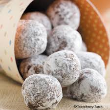 gooseberry patch recipes polish cookie balls from christmas