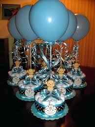 baby shower arrangements for table baby shower table centerpiece boy image bathroom 2017