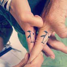 get with these couples tattoos tattoodo