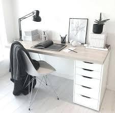 Modern Minimalist Computer Desk Surprising Minimalist Computer Desk Design Custom Desktop Home