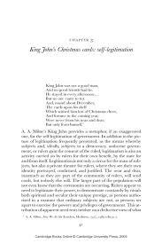 3 king john u0027s christmas cards self legitimation university