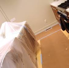 and brown rosin flooring paper trimaco