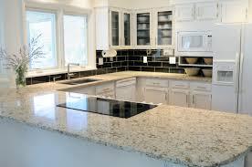 White Kitchen Cabinets With Granite Countertops by White Kitchen Cabinets With Granite Countertops Granite Kitchen