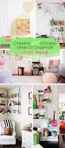 Kids Room Storage Ideas by 25 Creative Diy Storage Ideas To Organize Kids U0027 Room