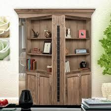 Plans For Gun Cabinet Hidden Gun Cabinet Image Of Pretty Hidden Gun Storage Bookcase