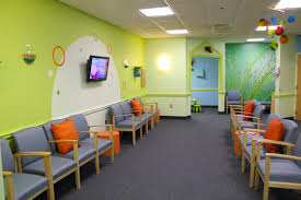Kids Bedroom Furniture For Girls Peoria Il Holliston Pediatric Group By Chic Redesign Kid Friendly Waiting