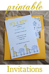 how to make your own baby shower invitations themesflip