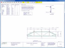 Wood Truss Design Software Free by Truss Design U0026 Estimating Jfba