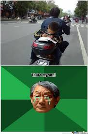 Chinese Father Meme - asian dad by dimad meme center