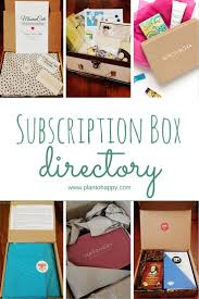 House Beautiful Subscription by Best 20 Book Subscription Box Ideas On Pinterest Book