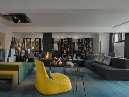 w hotel living room w hotel kasbank stooff interior projects