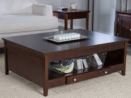 coffee tables astonishing different storage ottoman