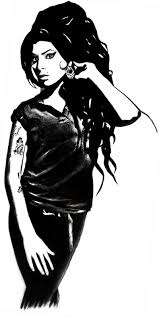 amy winehouse tattoo by ferny654 on deviantart