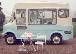 Vintage Holzverkleidung A Vintage Ice Cream Truck At It U0027s Finest It U0027s Getting To Summer
