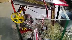 seed grading machine youtube