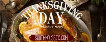 thanksgiving dinner south house events a