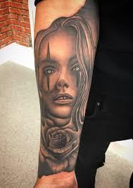 tattoo portraits on arm carlisle tattoos tattoo studio in carlisle cumbria immortal