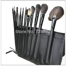 cheap professional makeup drop shipping professional makeup brushes hair 24pcs