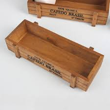 box for flowers picture more detailed picture about retro wooden