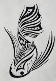 tribal koi fish idea tattoos pinterest koi fish and tattoo