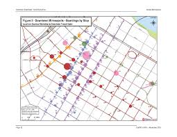 Map Of Minneapolis Pedestrianize Nicollet Mall Or Is Transit In The Heart Of