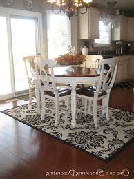 round rug for under kitchen table different area rugs for kitchen and dining room rug under round
