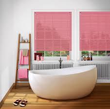 candyfloss pink venetian blind 25mm venetian blinds made to measure
