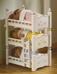 Barbie Bunk Beds Sylvanian Families Triple Bunk Beds 30 Off Sylvanian Families