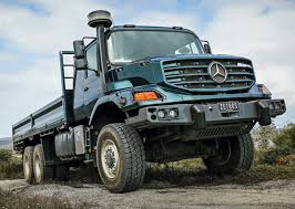 mercedes prime mover mercedes zetros logistics trucking transport