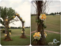 wedding arches made of tree branches the that came true aves photography aves photography