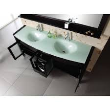 Bathroom Sink Set Discobath Virtu Usa Md 499 G Es Ava 63 Inch Double Sink Bathroom