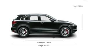 porsche macan length macan vs cayenne rennlist porsche discussion forums