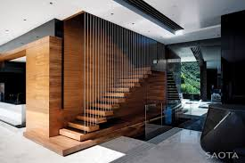 Modern Staircase Wall Design Interior Designs Awesome Wire Wall Transparent Applications