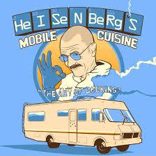 cuisine rv heisenberg s mobile cuisine tshirtvortex