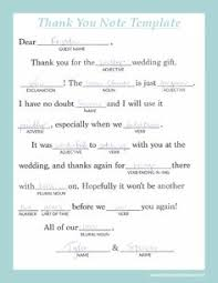 wedding gift thank you notes how to write the thank you note l termale grow