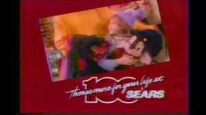 sears after thanksgiving commercial 1986