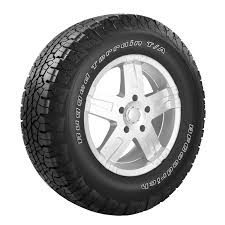 33 12 50 R20 All Terrain Best Customer Choice Bfgoodrich Rugged Terrain T A P265 70r17 113t Owl All Season Tire