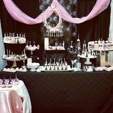 quinceanera decoration ideas for tables french parisian quinceañera party ideas parisian party and