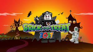 halloween city game halloween brick or treat legoland malaysia resort