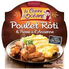 plat cuisiné sans sel plat cuisiné poulet purée à l ancienne la cuisine d océane la