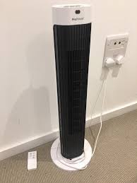 30 inch tower fan pro breeze oscillating 30 inch tower fan with remote control in