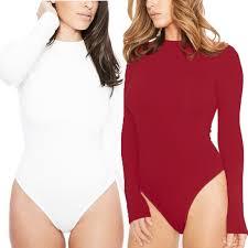 Plus Size Bodysuit Blouse Compare Prices On Plus Size Bodysuit Blouse Online Shopping Buy