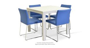 niagara modern extendable tables sohoconcept