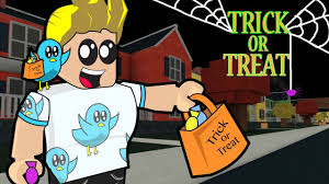 roblox trick or treat in hallowsville it u0027s time for halloween