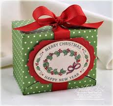 christmas gift box ideas justrite twelve weeks of christmas hop seven thinking inking